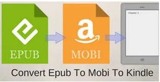 Kindle epub support