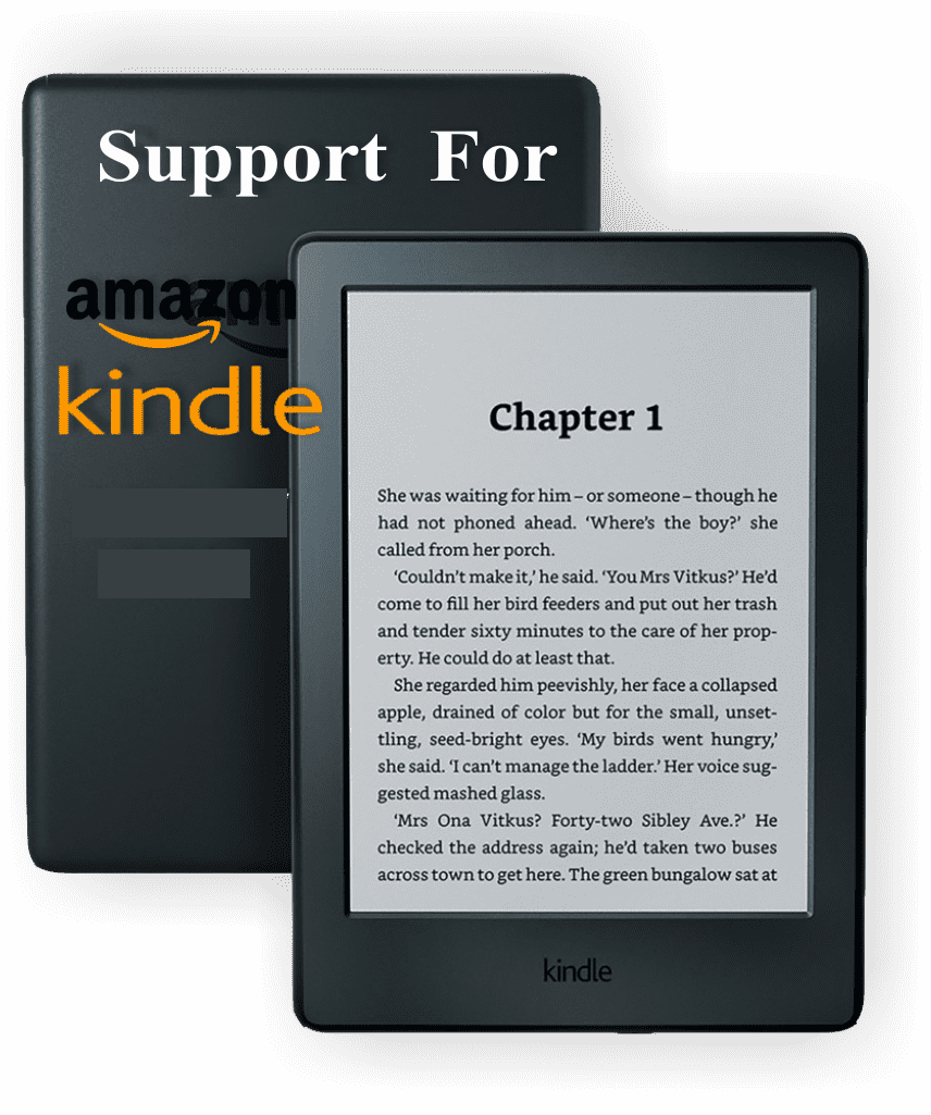 kindle support