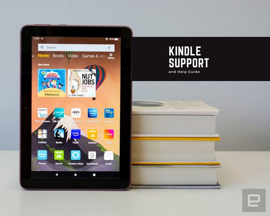 Kindle Support and Help Guide