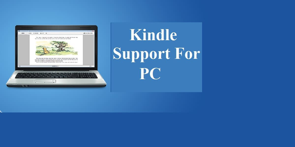 Kindle Support for PC